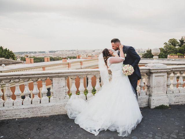 Il matrimonio di Emiliana e Emanuele a Roma, Roma 32