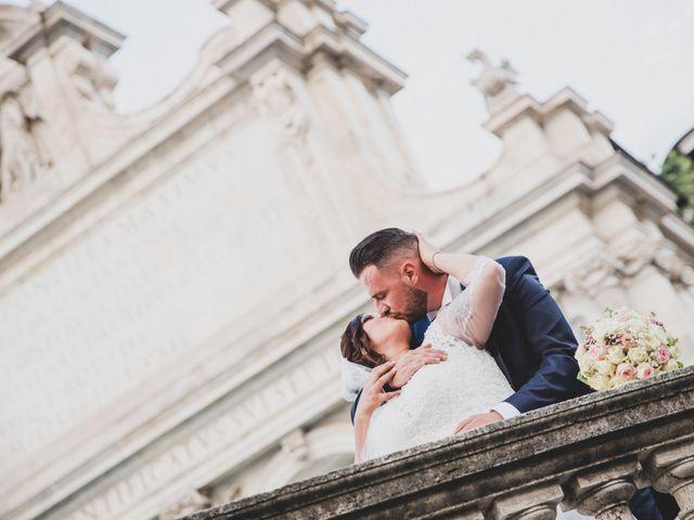 Il matrimonio di Emiliana e Emanuele a Roma, Roma 35