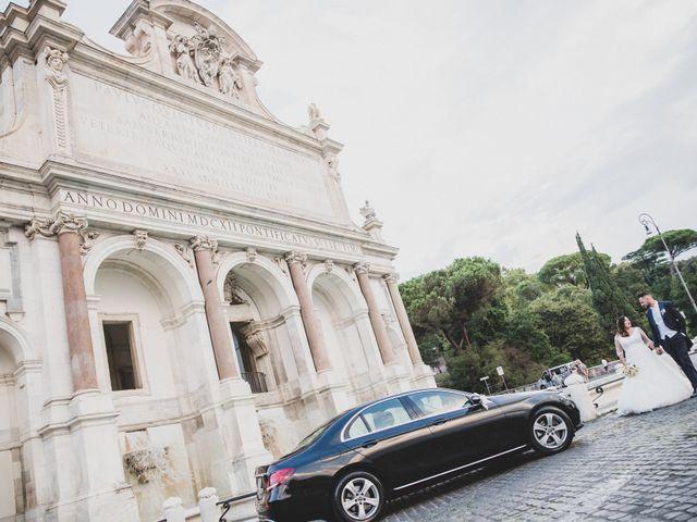 Il matrimonio di Emiliana e Emanuele a Roma, Roma 37