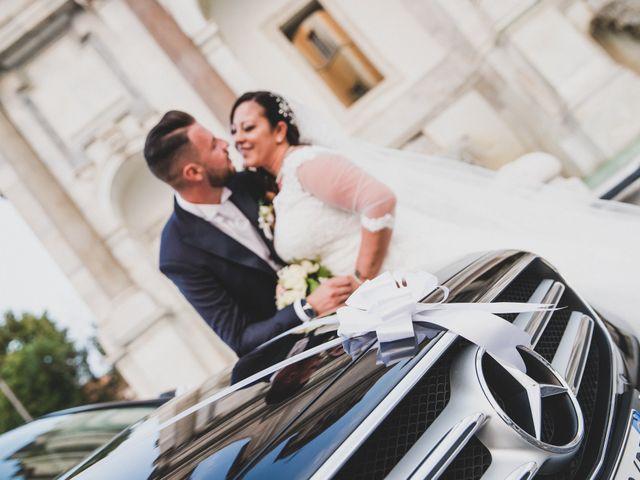 Il matrimonio di Emiliana e Emanuele a Roma, Roma 38