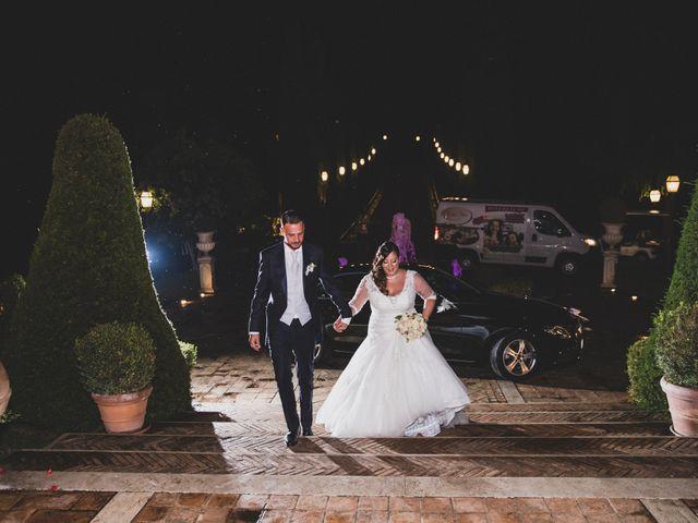 Il matrimonio di Emiliana e Emanuele a Roma, Roma 39