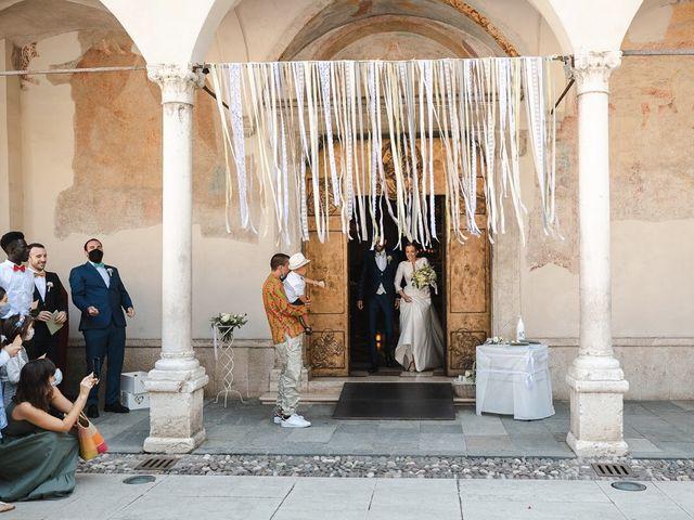 Il matrimonio di Davide e Valentina a Brescia, Brescia 14