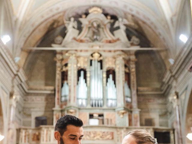 Il matrimonio di Davide e Valentina a Brescia, Brescia 15