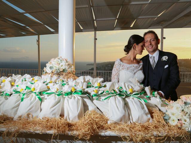 Il matrimonio di Alessio e Claudia a Napoli, Napoli 23