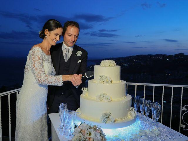 Il matrimonio di Alessio e Claudia a Napoli, Napoli 27
