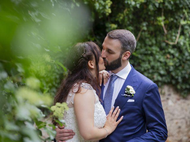 Il matrimonio di Filippo e Melania a Tradate, Varese 2