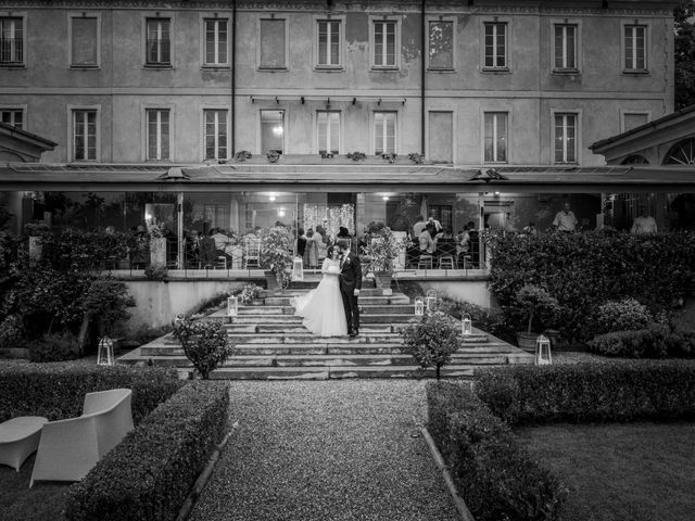 Il matrimonio di Filippo e Melania a Tradate, Varese 3
