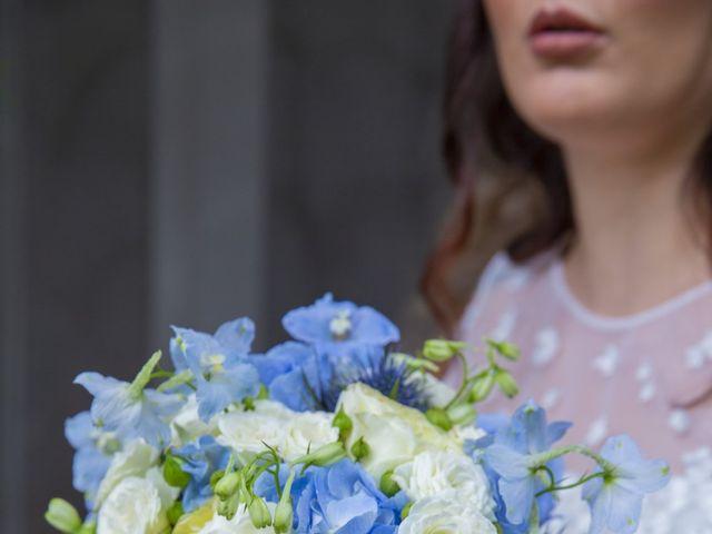 Il matrimonio di Filippo e Melania a Tradate, Varese 4