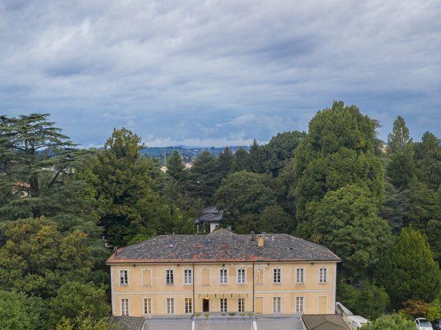 Il matrimonio di Filippo e Melania a Tradate, Varese 5