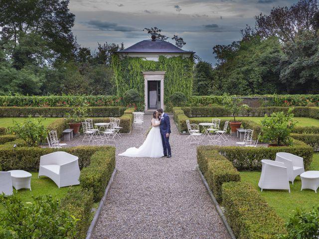Le nozze di Melania e Filippo