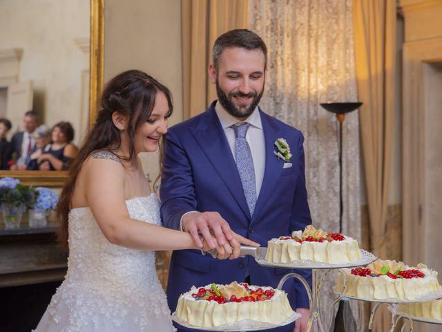 Il matrimonio di Filippo e Melania a Tradate, Varese 8