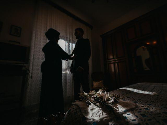 Il matrimonio di Sara e Cosimo a Martano, Lecce 11