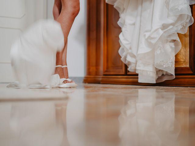 Il matrimonio di Sara e Cosimo a Martano, Lecce 16