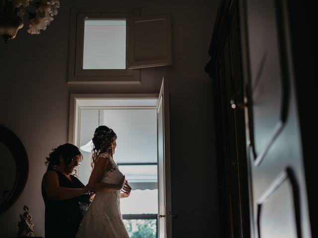 Il matrimonio di Sara e Cosimo a Martano, Lecce 18