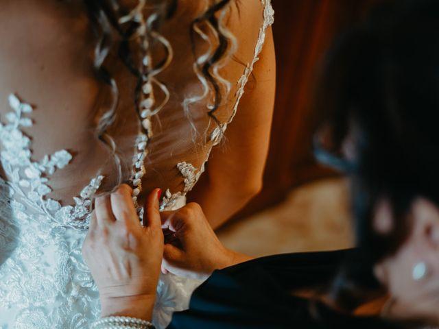 Il matrimonio di Sara e Cosimo a Martano, Lecce 19