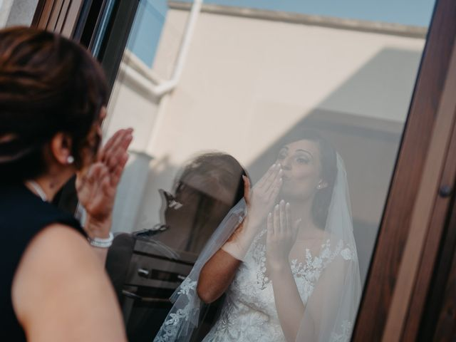 Il matrimonio di Sara e Cosimo a Martano, Lecce 21