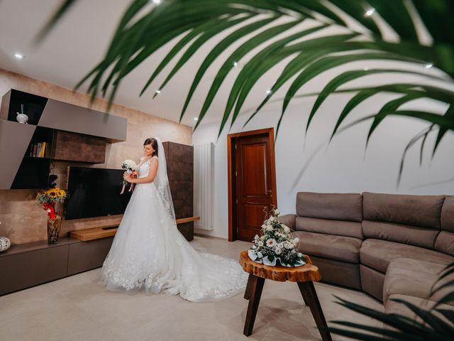 Il matrimonio di Sara e Cosimo a Martano, Lecce 25