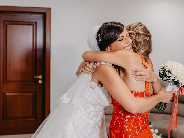 Il matrimonio di Sara e Cosimo a Martano, Lecce 27