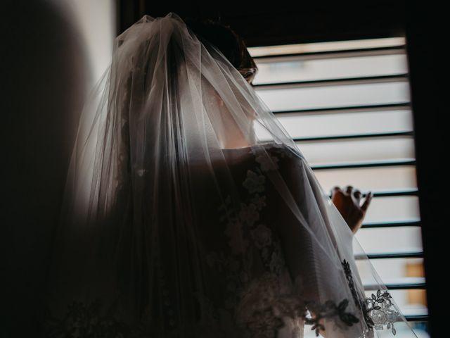 Il matrimonio di Sara e Cosimo a Martano, Lecce 29