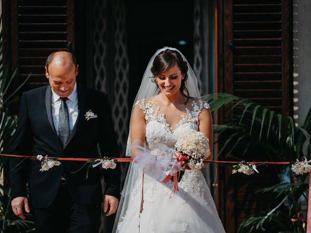 Il matrimonio di Sara e Cosimo a Martano, Lecce 30