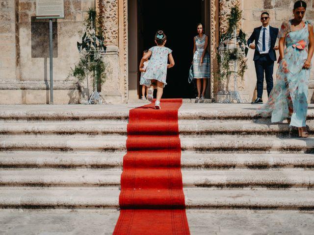 Il matrimonio di Sara e Cosimo a Martano, Lecce 38