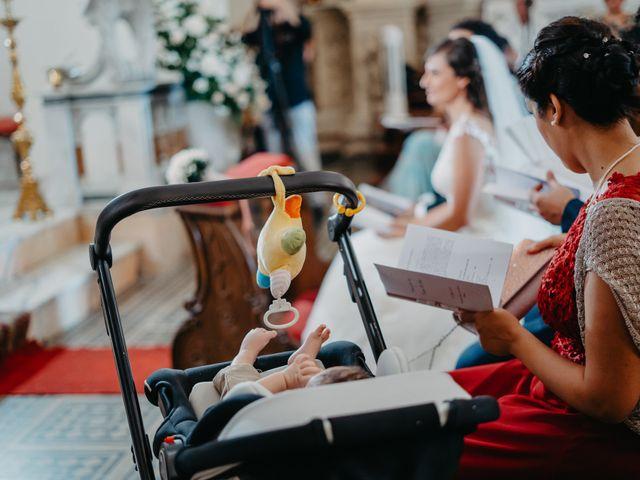 Il matrimonio di Sara e Cosimo a Martano, Lecce 42