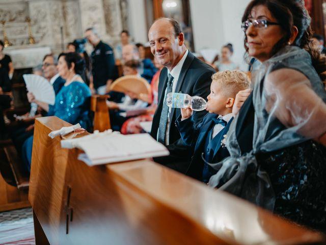 Il matrimonio di Sara e Cosimo a Martano, Lecce 43