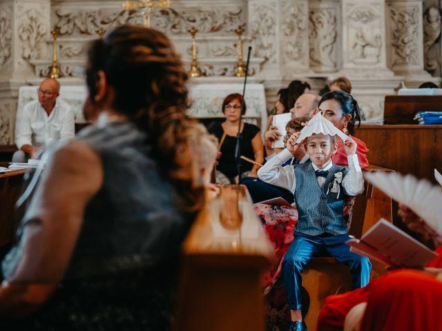 Il matrimonio di Sara e Cosimo a Martano, Lecce 44