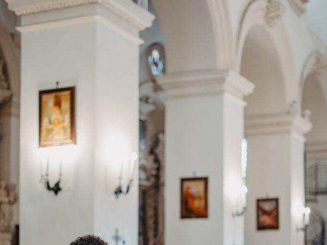 Il matrimonio di Sara e Cosimo a Martano, Lecce 46