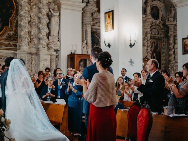 Il matrimonio di Sara e Cosimo a Martano, Lecce 47