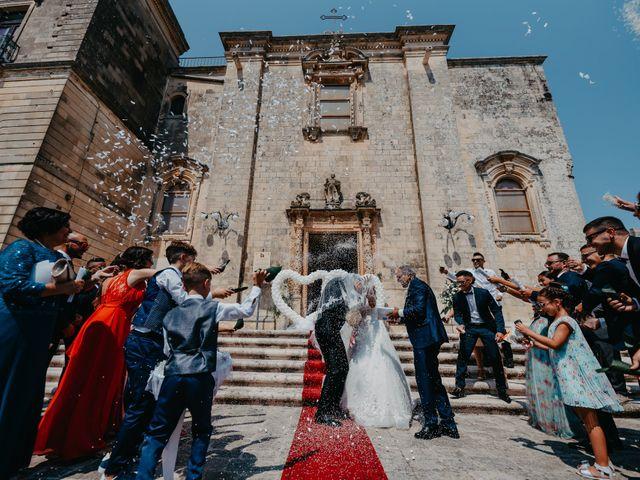 Il matrimonio di Sara e Cosimo a Martano, Lecce 51