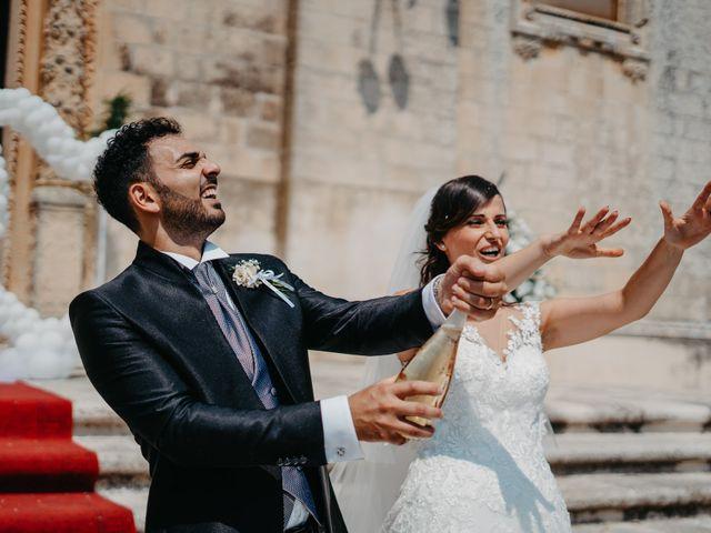Il matrimonio di Sara e Cosimo a Martano, Lecce 54