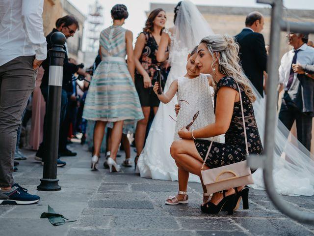 Il matrimonio di Sara e Cosimo a Martano, Lecce 55
