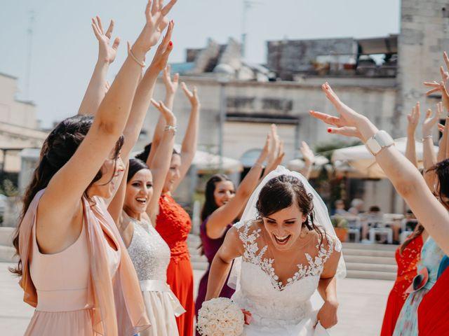 Il matrimonio di Sara e Cosimo a Martano, Lecce 60