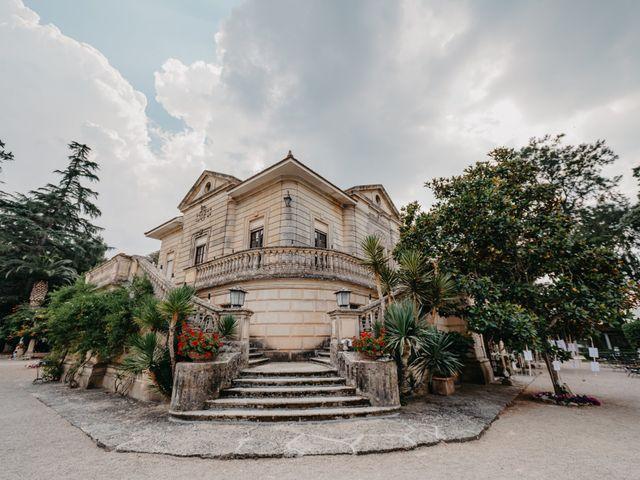 Il matrimonio di Sara e Cosimo a Martano, Lecce 65