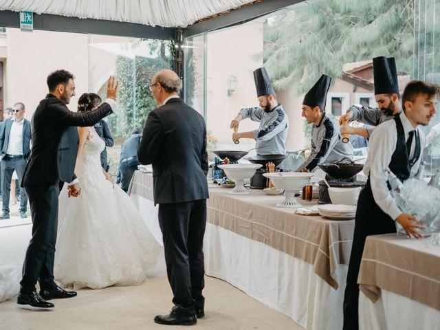 Il matrimonio di Sara e Cosimo a Martano, Lecce 67