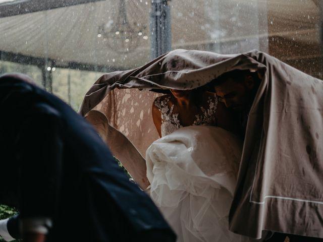 Il matrimonio di Sara e Cosimo a Martano, Lecce 74