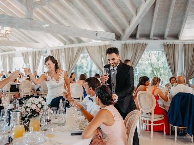 Il matrimonio di Sara e Cosimo a Martano, Lecce 76