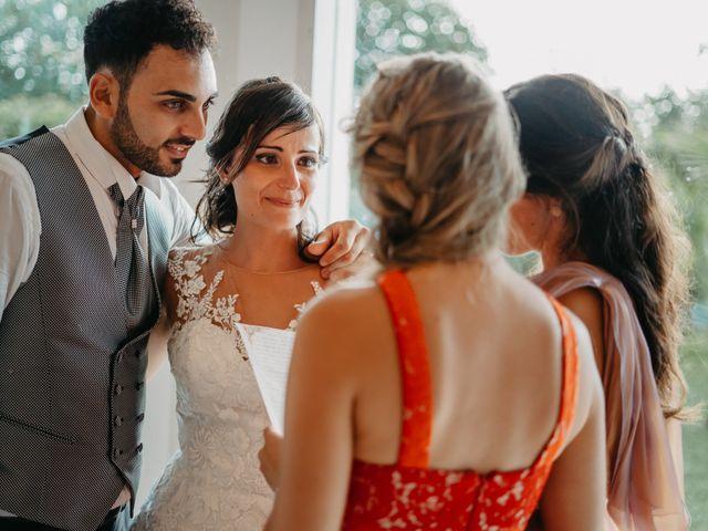 Il matrimonio di Sara e Cosimo a Martano, Lecce 79