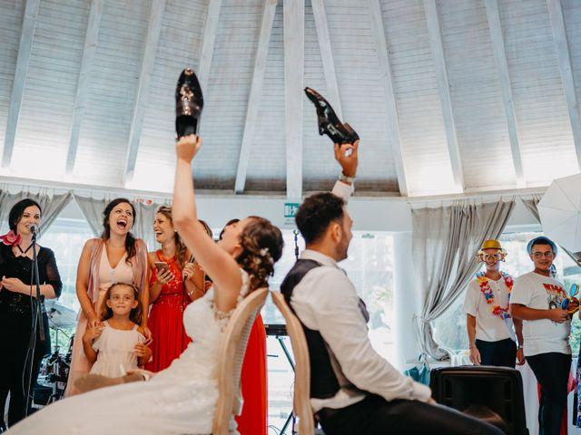 Il matrimonio di Sara e Cosimo a Martano, Lecce 81