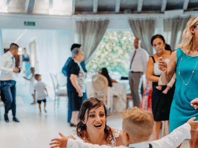 Il matrimonio di Sara e Cosimo a Martano, Lecce 89