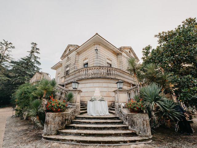 Il matrimonio di Sara e Cosimo a Martano, Lecce 93