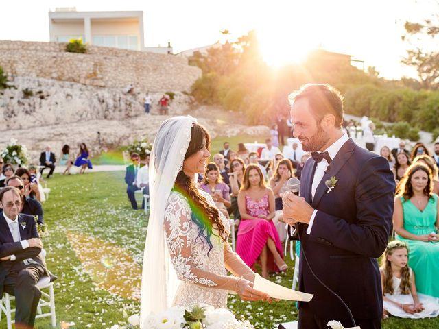 Il matrimonio di Deborah e Antonio a Augusta, Siracusa 42