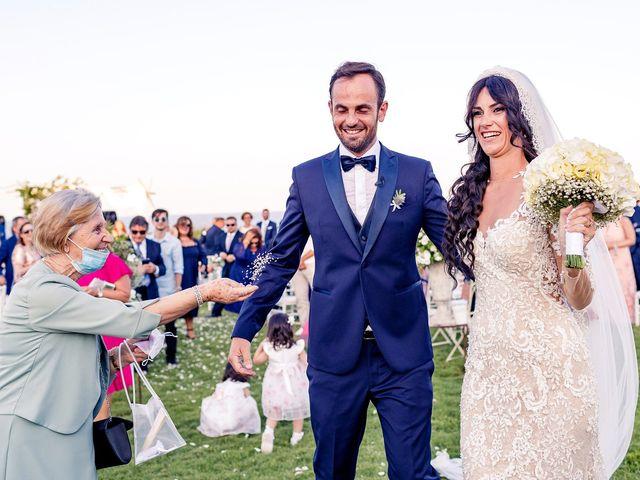 Il matrimonio di Deborah e Antonio a Augusta, Siracusa 45