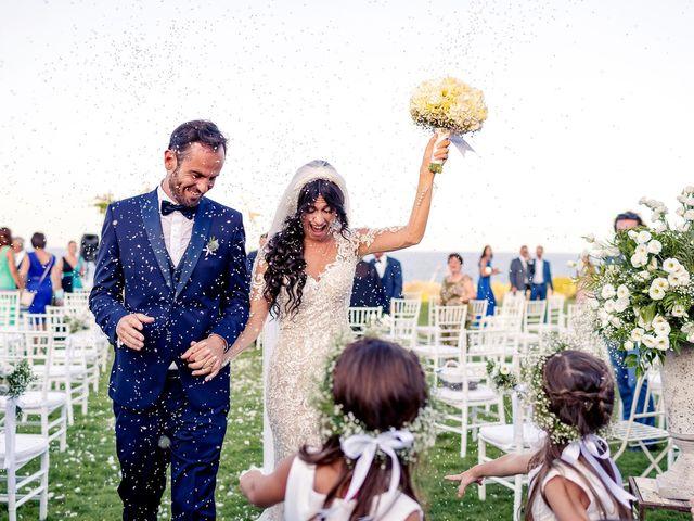 Il matrimonio di Deborah e Antonio a Augusta, Siracusa 46