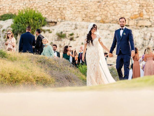 Il matrimonio di Deborah e Antonio a Augusta, Siracusa 47