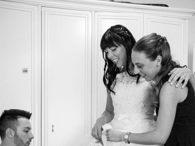 Il matrimonio di Andrea e Krizia a Santo Stino di Livenza, Venezia 19