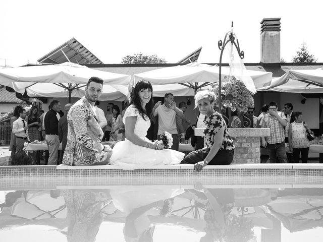 Il matrimonio di Andrea e Krizia a Santo Stino di Livenza, Venezia 26