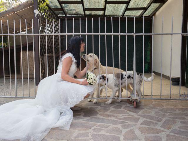 Il matrimonio di Andrea e Krizia a Santo Stino di Livenza, Venezia 29