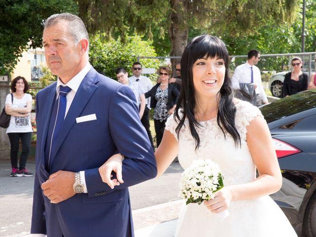 Il matrimonio di Andrea e Krizia a Santo Stino di Livenza, Venezia 32